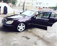 Mercedes 320 benzin