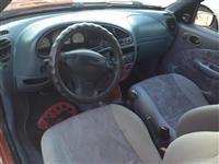 Ford Fiesta benzin