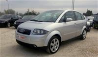 U shit Audi Audi A2 1.4 TDI Viti 2002