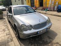 Shitet Benz C220 - Vit 2002
