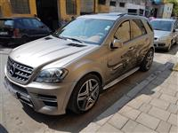 Mercedes Benz ML 63 AMG w164