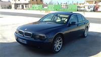 BMW 745 benzin+gaz -04
