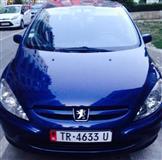 Peugeot 307 nafte 2.0 hdi