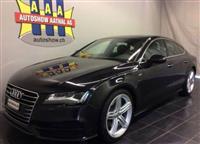 Audi a7 S line okazion