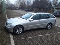 Mercedes C220 perfekt