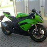 Kawasaki ninja 600cc 2009