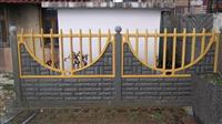 Rrethime muri ose ballkone