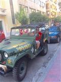 Jeep Willys benzin