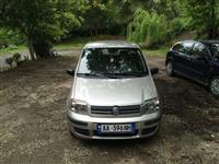 Fiat panda 1.2 benzin 2007
