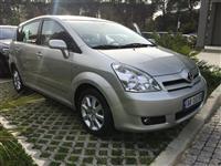 Toyota Corolla Verso, 1.8 Benzine, viti 2005.
