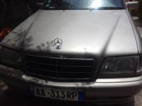 Mercedes 220 benzin+gaz