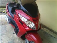 Suzuki burgman 400cc 08