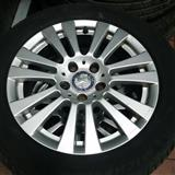 4. Disqe e goma  benz. 16 inch. Origjinal