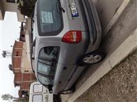 Opel Zafira benzin+gaz