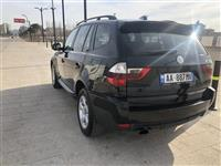 BMW X3 2.0 nafte ose nderrohet