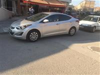 Hyundai Elantra benzin