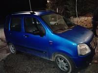 Suzuki Wagon benzin