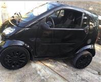 Smart ForTwo 2004 me letra t paguara