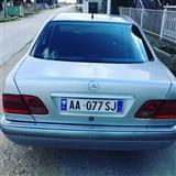 Mercedes C 450 AMG benzin+gaz