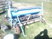 makine mbjellse + rimorke