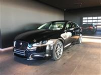 Jaguar XF 2.2D 2013