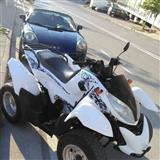 Shitet toyota mr2 3000€ dhe ATV 2700€