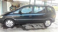 Opel zafira 2000td. 6+1