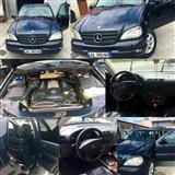 Mercedes ML430 benzin+gaz -00