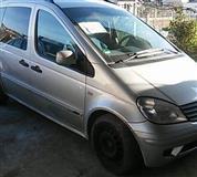Mercedes vaneo 1.7 diesel 2003