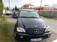 Mercedes ML270 Look AMG