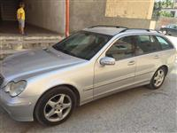 Mercedes C270 familjar ose per transport -03