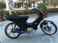 Motorr papaq 72cc