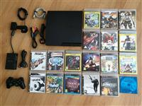 Sony PlayStation3 Slim 160GB Bundle