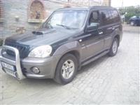 Hyundai 4x4 shitet ose nderrohet