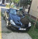 Mercedes SLK200 benzin
