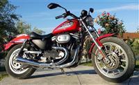 Harley Davidson XL883R Sportster 13.000km