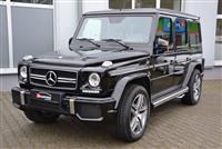 Mercedes-Benz G63 ///AMG