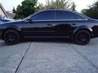 Audi A6 2.5 manual avant
