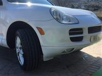 Porsche Cayenne benzin