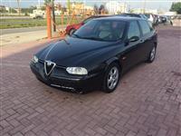 Alfa Romeo 156 benzin+gaz
