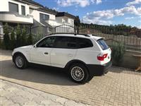 BMW X3 Shitet & Nderrohet