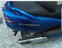 Suzuki burgman 400cc mundesi ndrrimi me makin