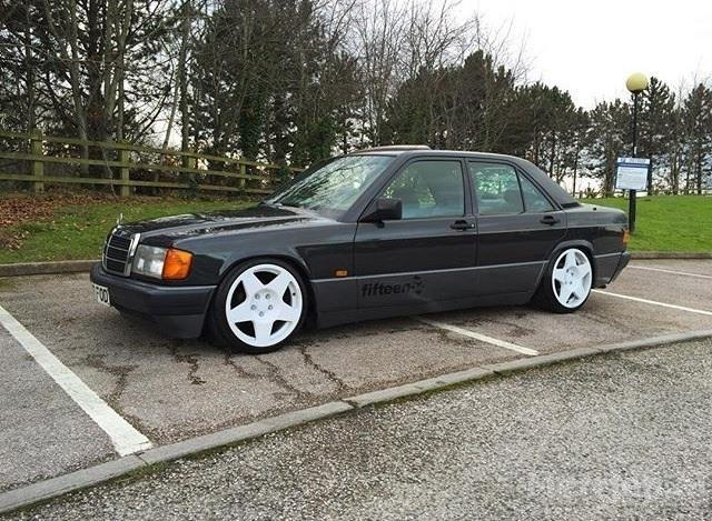 Mercedes-England