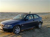 BMW 316 benzin+gaz