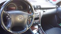 Mercedes C 240 benzin+gaz