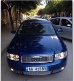 Audi A4.   Super + F1
