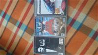 3 lojra origjinale per psp