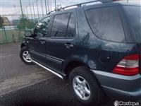 Mercedes-Benz ML 270 CDI 2001