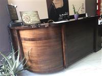Banak - reseption - per zyra ose parukeri okazion!