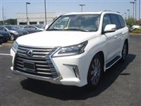 PERFECTLY USED 2016 LEXUS LX 570 SUV Gulf Specs
